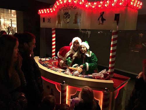 ballon-saloon-in-kerststijl