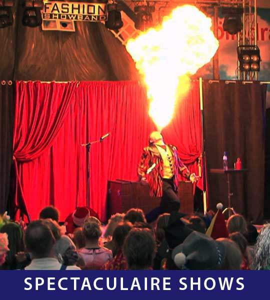 Jumbo entertainmentspectaculaire-shows